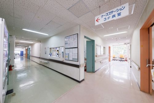 入院フロア