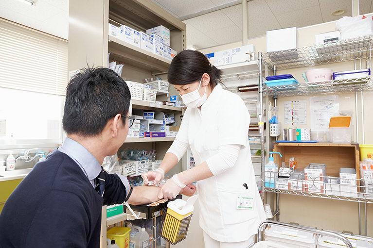 異なった種類のワクチンを接種する場合の間隔